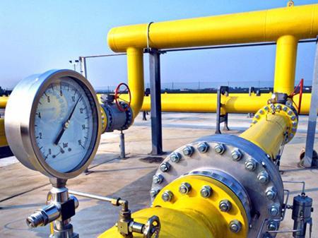 Запасы газа в украинских хранилищах выросли почти на 20%