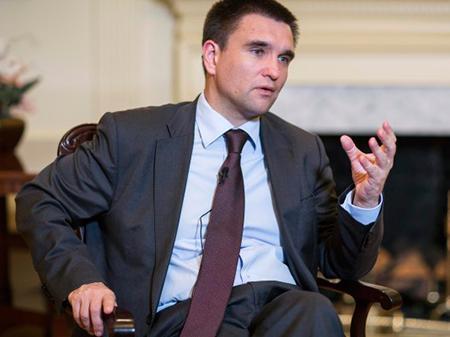 Климкин рассказал, собирается ли сотрудничать с Зеленским