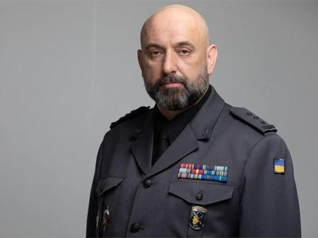 Генерал-майора Кривоноса звільнили з ЗСУ по