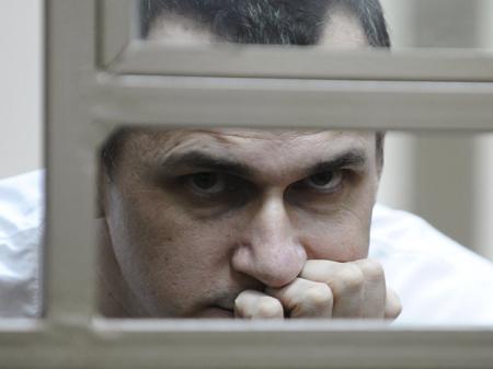 Сенцов продолжает голодовку и сдаваться не собирается