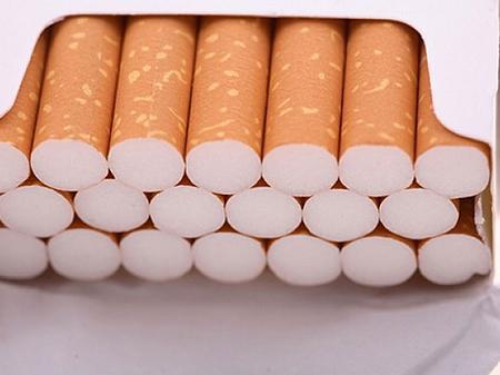 Рынок сигарет в Украине сократился на 8%
