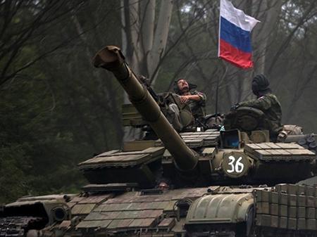На востоке Украины постоянно находится 5-6 тысяч российских военных