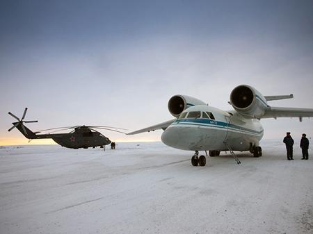 Арктические войны: мифы и реальность