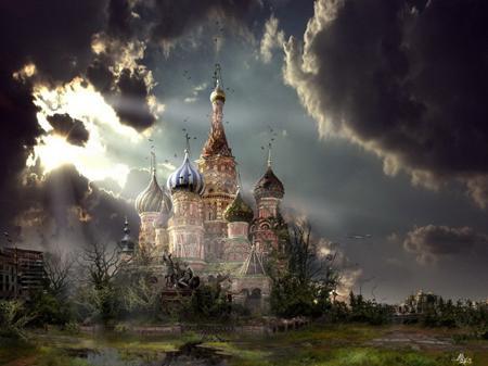 Путин – брат Януковича, или Памятник другому десанту