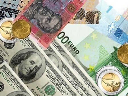 Курс доллара 2008