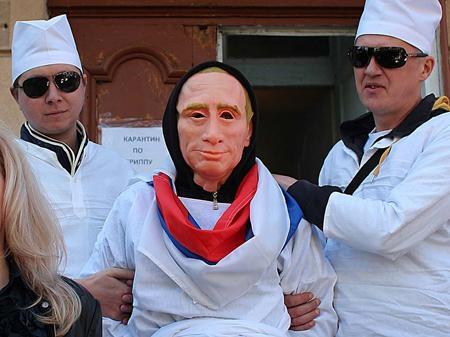 Страна блицкрига и истерики: как вести переговоры с российскими безумцами
