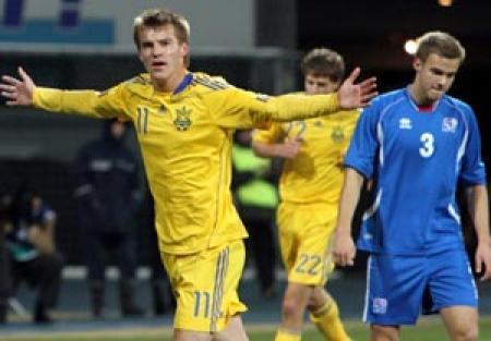Молодежный костяк с прицелом на Евро-2012