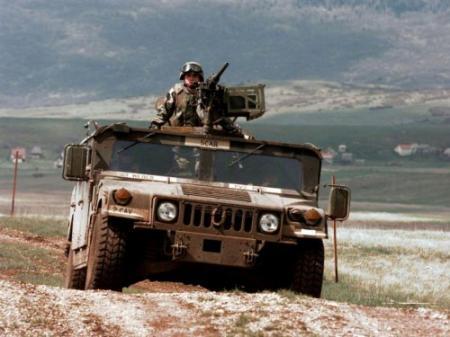 США готовят переброску 150 единиц бронетехники в Европу