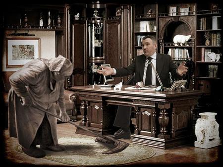 Заложник системы, или Поверженный прокурор Кюзьмин
