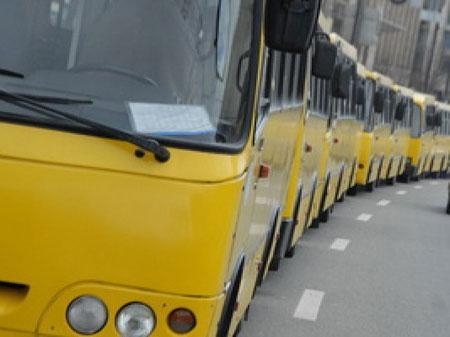 Рынок автобусных перевозок в Украине на треть находится в тени