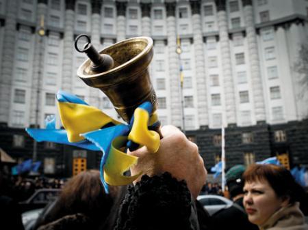 Украине предрекают сложный и конфликтный год