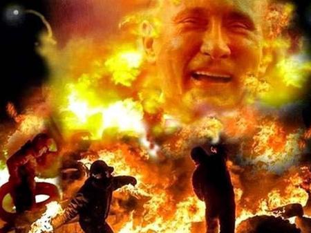 Путин закладывает фундамент для российского Майдана - Die Welt