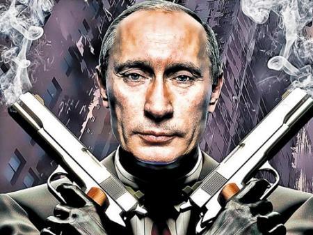 Путин всё, или Навсегда - убийца