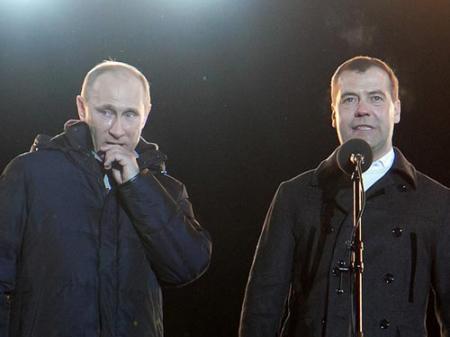 Путин все-таки боится Навального – Washigton Post