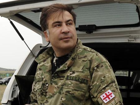 Саакашвили: Прекращение огня на востоке Украины – отвлекающий маневр Путина