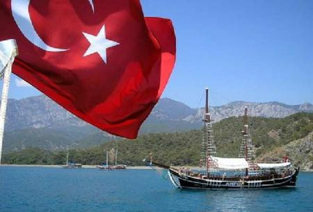 Украинцы побили рекорд поездок в Турцию