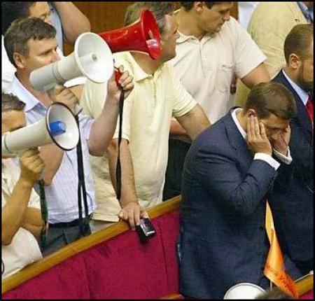 Кличко рассказал о будущем парламентских побоищ