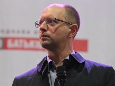 Яценюк угрожает Демчишину отставкой