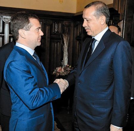 Третий лишний: почему путь России в Турцию лежит через Украину