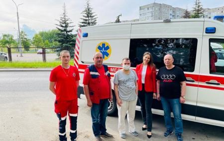 Україна повернула п'ять пацієнтів з Білорусі