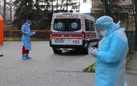 COVID: Украина обновила рекорд по госпитализации