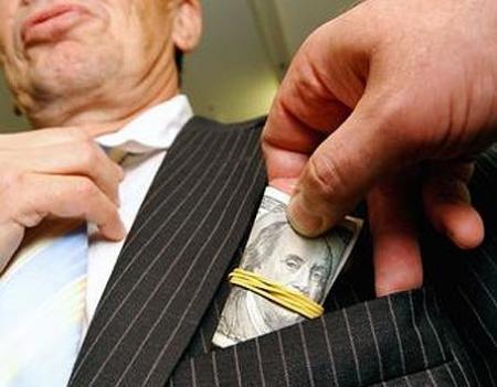 korrupcija