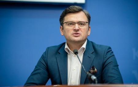 Кулеба візьме участь у засіданні Ради ЄС щодо загострення на Донбасі