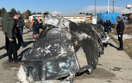 В Иране завершились переговоры по катастрофе МАУ