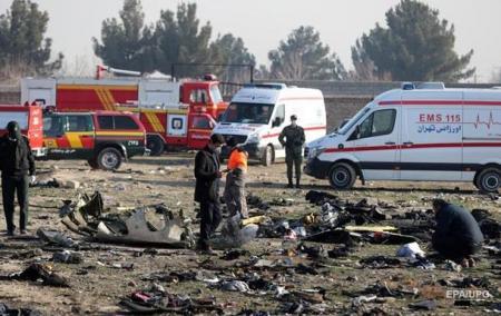 Опубликован текст заявления ВР по сбитому самолету