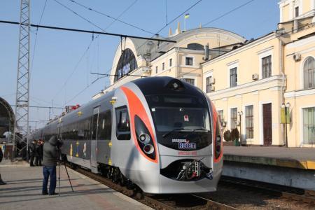 Мининфраструктуры анонсировало запуск поезда
