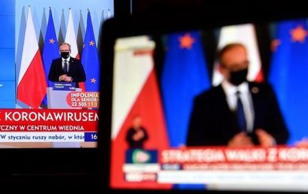 Польша ввела частичный локдаун
