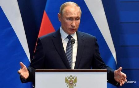 Путін погрожує