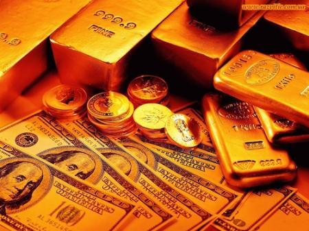Нацбанк ухудшил прогнозы по объему золотовалютных резервов Украины