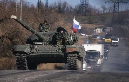 Росія в Криму побудувала новий військовий табір, - Spiegel