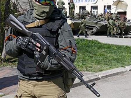 Швейцария предложила помощь в урегулировании конфликта на Донбассе