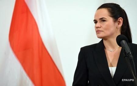 Тихановська назвала теми переговорів з владою США