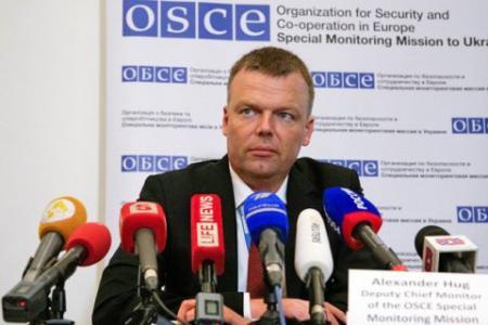 Ситуация на Донбассе значительно улучшилась – наблюдатели ОБСЕ