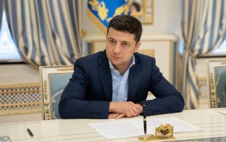 Зеленский подписал указ об Офисе Президента