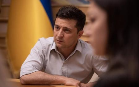 Зеленский уточнил идею референдума о диалоге с РФ