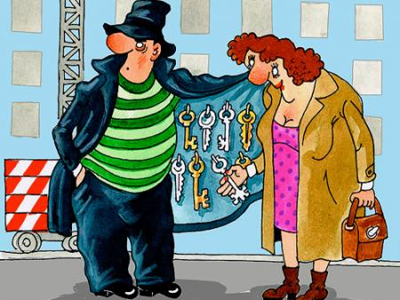 Вредные советы: как не стать жертвой афериста при аренде квартиры