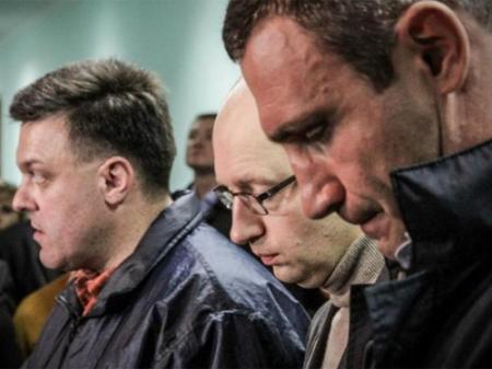 Госдеп США призывал все стороны конфликта в Украине воздержаться от насилия - Цензор.НЕТ 5086