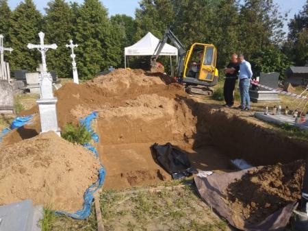 Раскопки в Грушовичах: польская сторона утверждает, что нет захоронений бойцов УПА