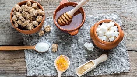 В каких продуктах скрывается сахар