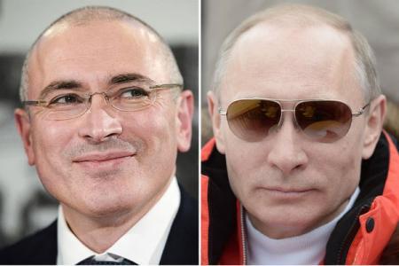 Путин надоел: Ходорковский досрочно «проголосовал»