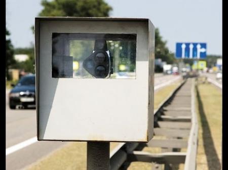 В Украине впервые пост полиции оборудовали системой поиска автомобилей «Гарпун»