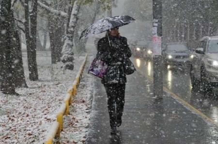Снег, сильный ветер и морозы. Синоптик рассказала, какой будет погода в Украине