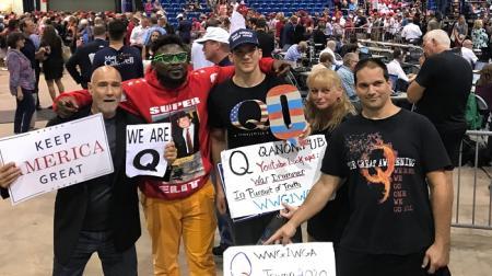Трамп против сатанистов, или Q его знает