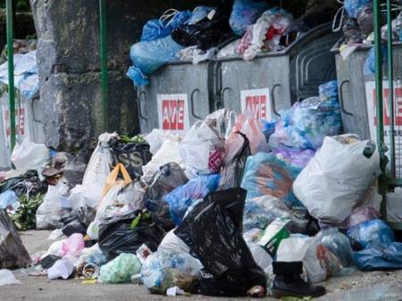 Вывоз мусора в Киеве станет отдельной коммунальной услугой