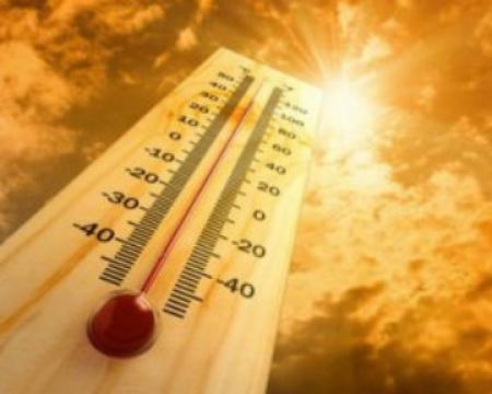 21 августа температура по стране будет в пределах +30