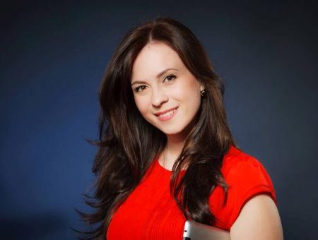 Мария Кравчук: В Харькове скоро будет украинская Силиконовая долина